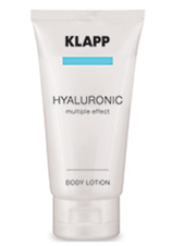 hyaluronic body lotion